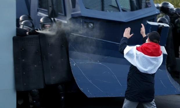 Belarus: Phe đối lập ra tối hậu thư cho ông Lukashenko - ảnh 2