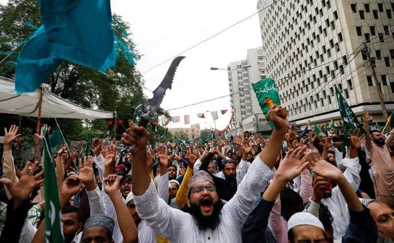 Các quốc gia Hồi giáo cáo buộc ông Macron 'chống đạo Hồi' - ảnh 3
