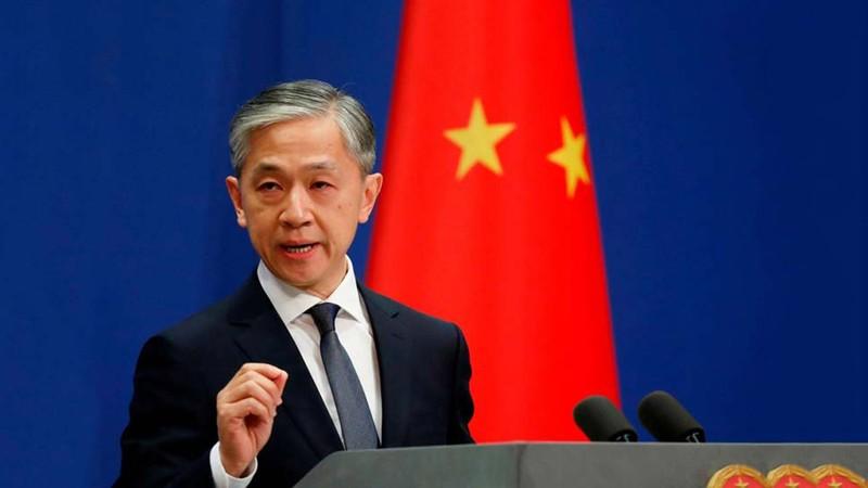 Hai Bộ trưởng Mỹ thăm Ấn Độ, Trung Quốc phản ứng mạnh - ảnh 1