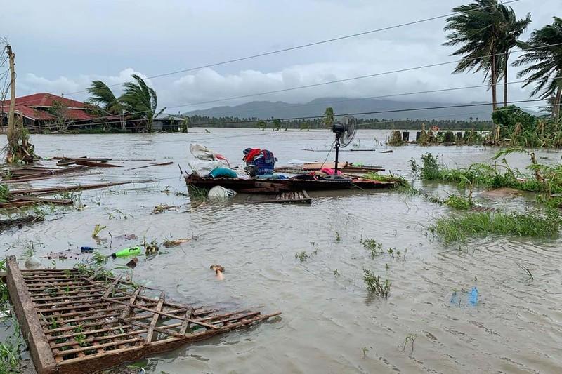 Siêu cuồng phong 'mạnh nhất thế giới' sắp quét qua Philippines - ảnh 2