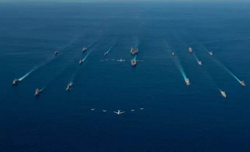 Những chuyển động đáng chú ý ở Biển Đông tháng 10-2020 - ảnh 5