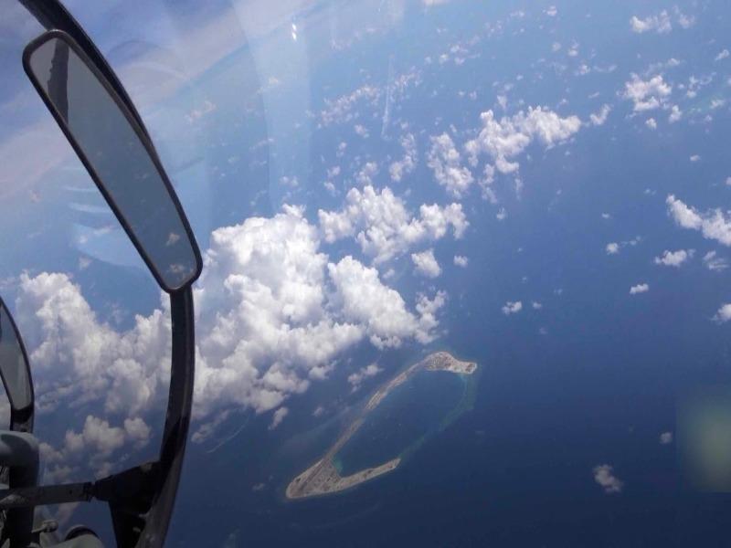 Chiến đấu cơ Trung Quốc bay liên tục 10 tiếng ở Biển Đông - ảnh 1