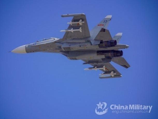 Chiến đấu cơ Trung Quốc bay liên tục 10 tiếng ở Biển Đông - ảnh 2