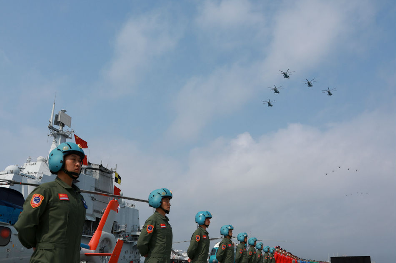 Cạnh tranh Mỹ, Bắc Kinh tính đưa trí tuệ nhân tạo vào quân đội - ảnh 1