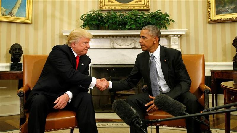 Ông Trump nói mình không được chuyển giao quyền lực rõ ràng - ảnh 2