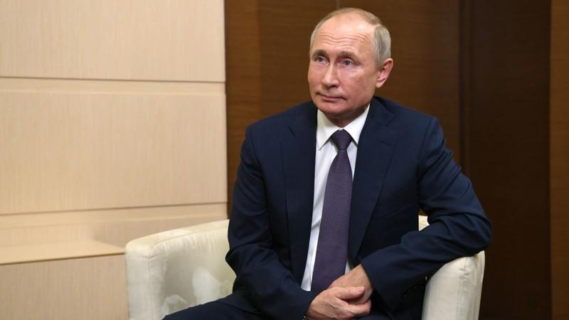 Ông Putin tiết lộ lý do chưa chúc mừng ông Biden đắc cử - ảnh 1