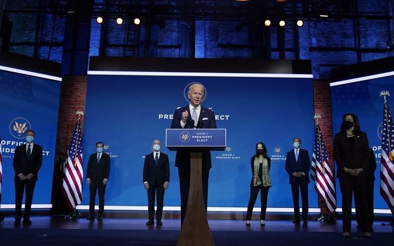 Ông Biden cam kết quan tâm nhiều hơn châu Á - Thái Bình Dương - ảnh 1