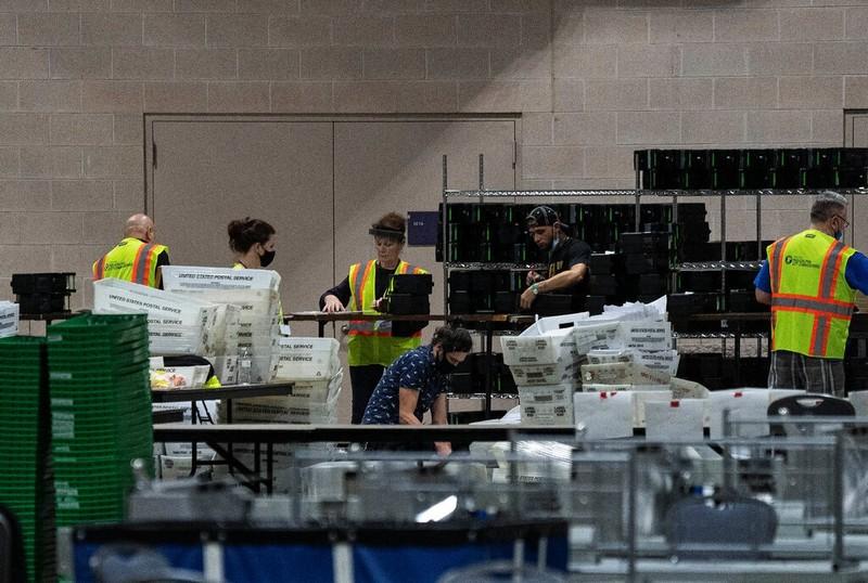 Bầu cử Mỹ: Bang Pennsylvania xác nhận ông Biden chiến thắng - ảnh 1