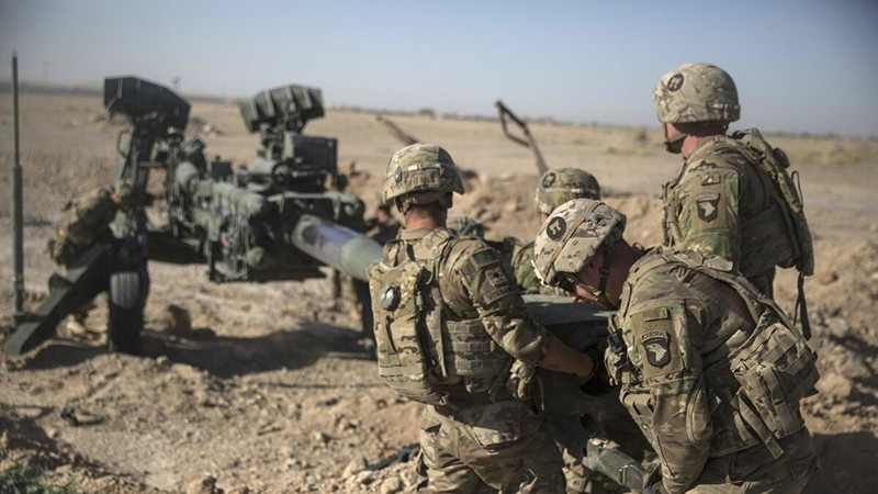 Mỹ đóng cửa ít nhất 10 căn cứ quân sự ở Afghanistan - ảnh 1