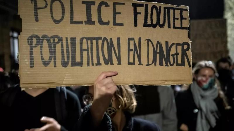 Ông Macron: Cảnh sát Pháp đánh người da màu là một nỗi xấu hổ - ảnh 3