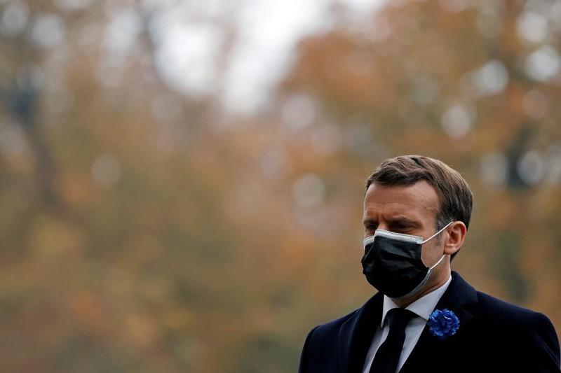 Ông Macron: Cảnh sát Pháp đánh người da màu là một nỗi xấu hổ - ảnh 1