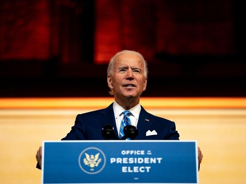 Ông Biden lần đầu nhận báo cáo hằng ngày dành cho tổng thống - ảnh 1