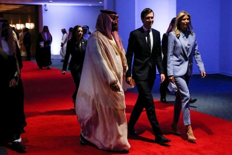 Con rể ông Trump đến Trung Đông giữa lúc căng thẳng tăng cao - ảnh 1