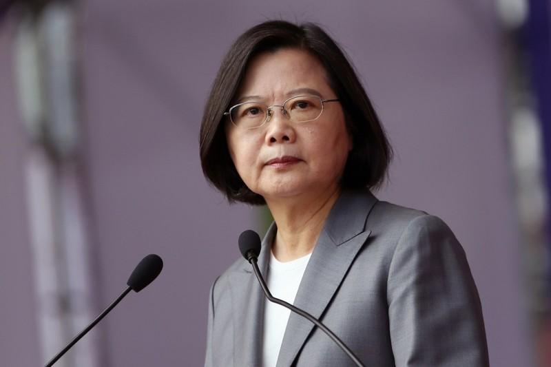 Bà Thái Anh Văn kỳ vọng một thỏa thuận thương mại với Mỹ - ảnh 1