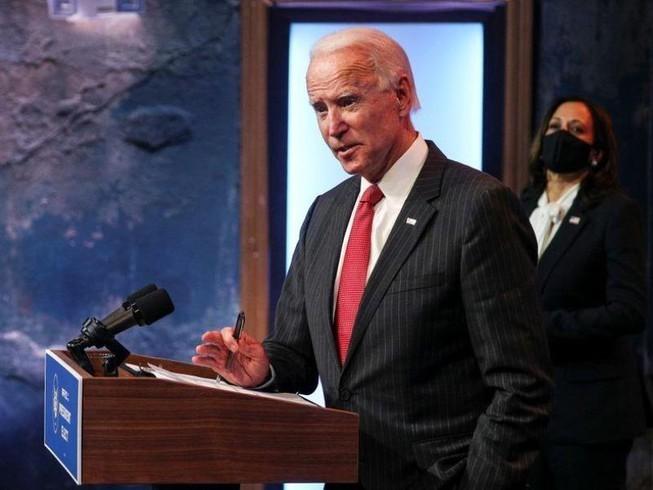Ông Biden vạch kế hoạch ứng phó COVID-19 sau khi nhậm chức - ảnh 1