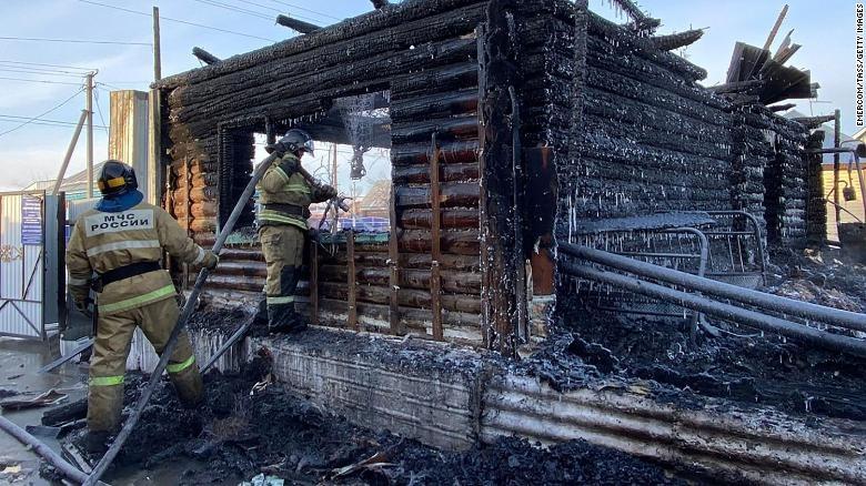 Không thoát kịp viện dưỡng lão bị cháy, 11 cụ chết thảm - ảnh 2