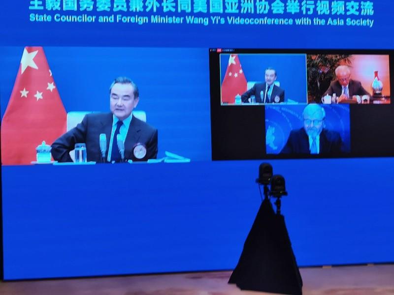 Ông Vương Nghị nói Mỹ đàn áp 'tùy tiện' công ty Trung Quốc  - ảnh 1
