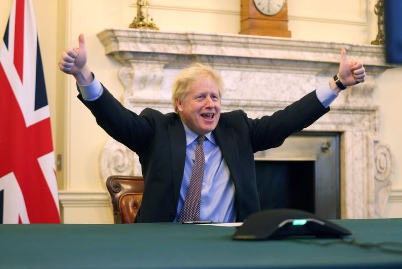 Anh-EU thống nhất điều khoản thoả thuận Brexit - ảnh 2