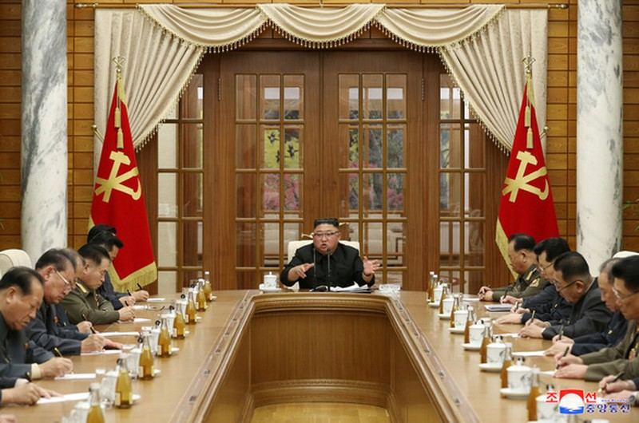 Triều Tiên có thể tổ chức đại hội đảng trong tuần này - ảnh 1