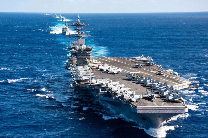 Biển Đông: Có gì trong chiến lược mới của Mỹ chặn Trung Quốc? - ảnh 1