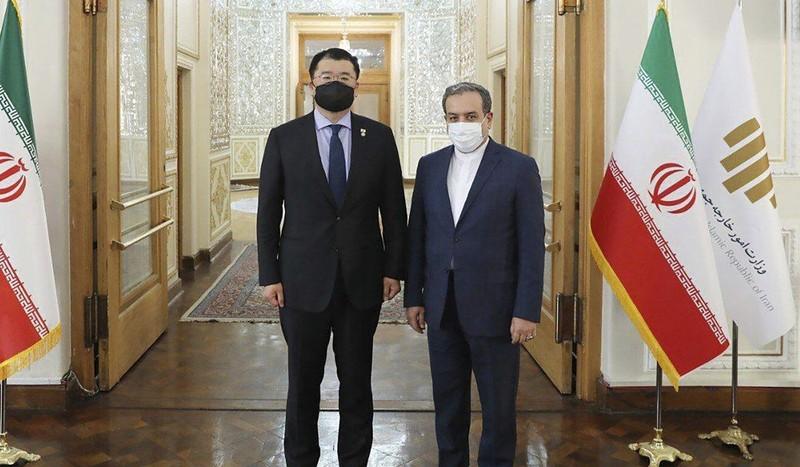 Iran đòi Hàn Quốc giải phóng 7 tỉ USD đổi tàu chở dầu bị bắt - ảnh 1