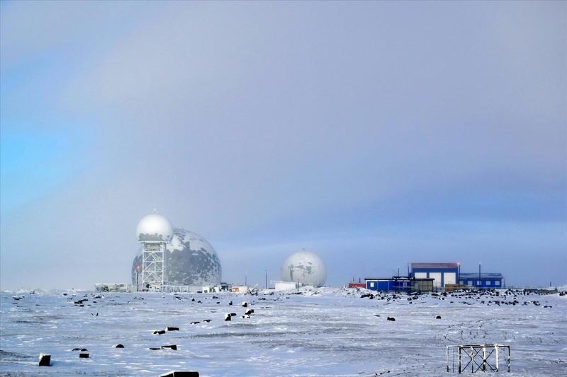 Sau Crimea, Nga định xây radar 'độc nhất vô nhị' gần Alaska - ảnh 1