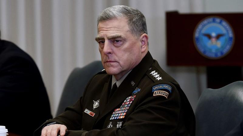 Lãnh đạo quân đội Mỹ: Phải bảo vệ Hiến pháp, bảo vệ ngày 20-1 - ảnh 1