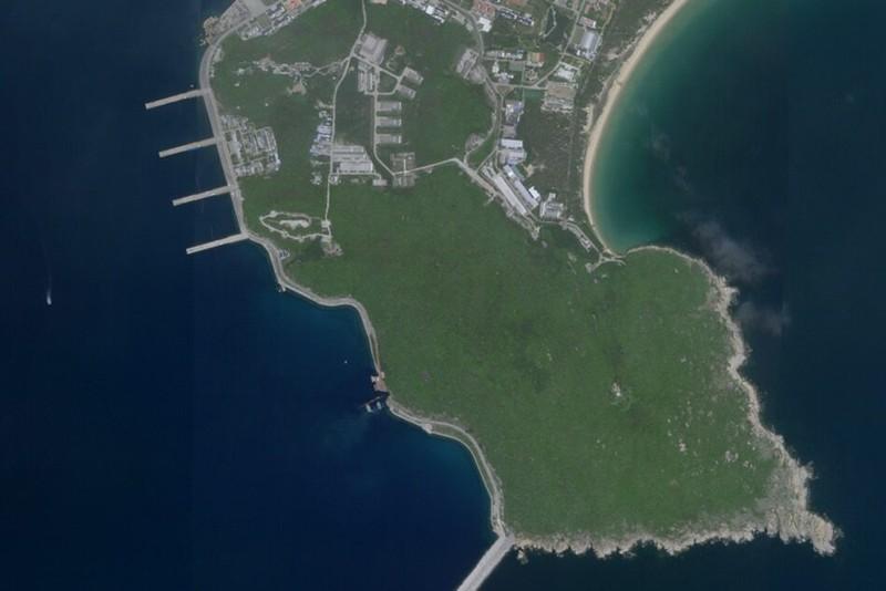 Biển Đông: Lo ngại quanh hầm vượt biển nối Hải Nam và Bắc Kinh - ảnh 1