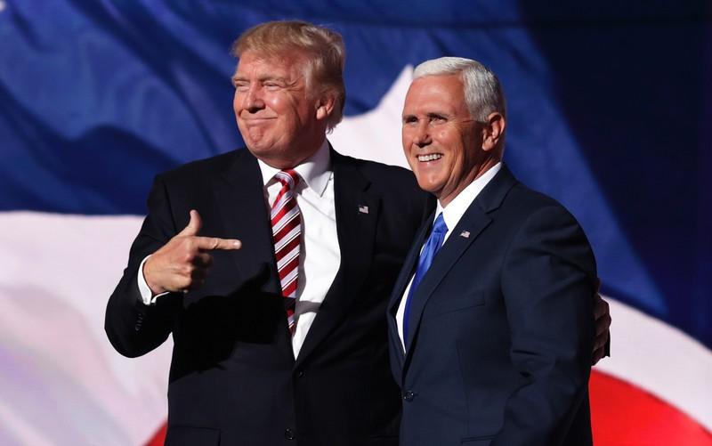 Ông Pence sẽ không tham dự lễ chia tay Tổng thống Trump - ảnh 1