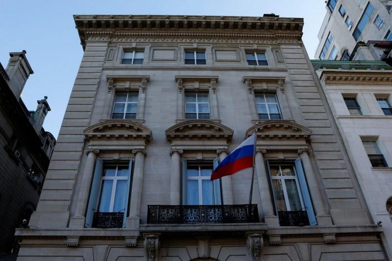 Moscow tố Mỹ cắt điện thoại tới lãnh sự quán Nga ở New York - ảnh 1