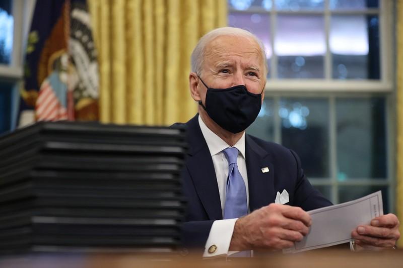 Ông Biden quyết định tài trợ trở lại cho WHO - ảnh 3