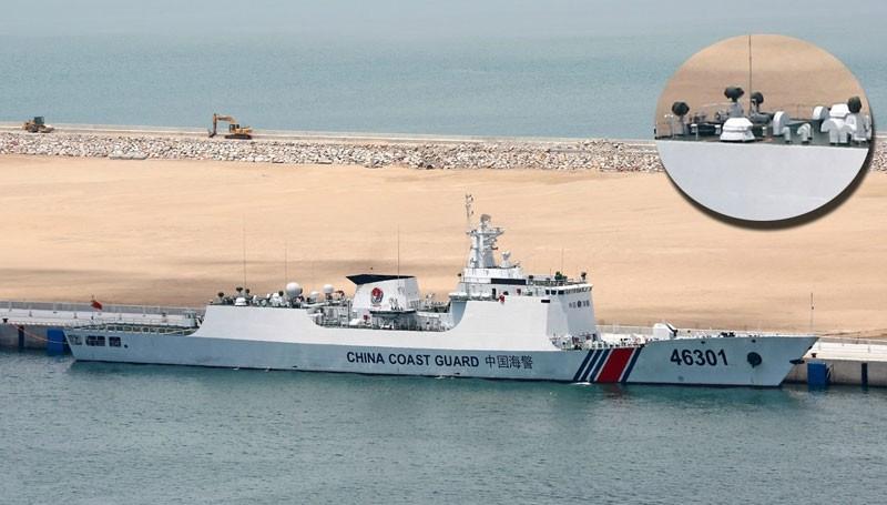 Trung Quốc chính thức thông qua luật nguy hiểm ở Biển Đông - ảnh 1