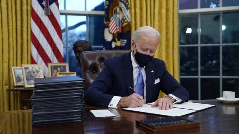 Tổng chưởng lý Texas kiện lệnh hoãn trục xuất của ông Biden - ảnh 2