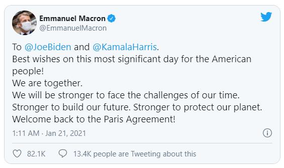 Ông Biden điện đàm với ông Macron cải thiện quan hệ đồng minh - ảnh 3