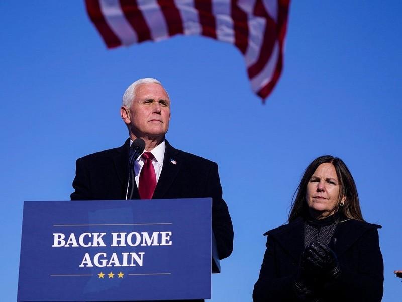 Cựu Phó Tổng thống Pence ở nhờ từ khi rời nhiệm sở - ảnh 1