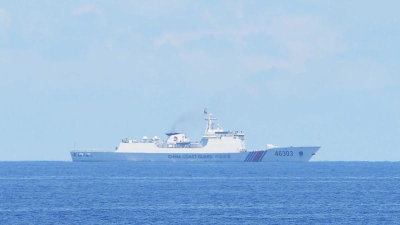 Philippines gửi công hàm phản đối Luật Hải cảnh của Trung Quốc - ảnh 1