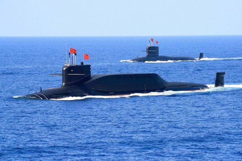 Lính tàu ngầm Trung Quốc ở Biển Đông gặp vấn đề tâm thần - ảnh 1