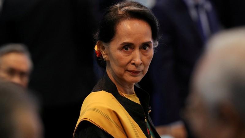 Myanmar: Bà Suu Kyi bất ngờ bị phe quân đội bắt giữ   - ảnh 1