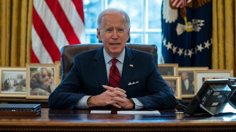 Ông Biden lên tiếng về chính biến Myanmar, đe dọa trừng phạt - ảnh 1