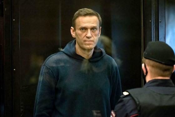 Tòa án Nga kết án ông Navalny gần 3 năm tù - ảnh 1