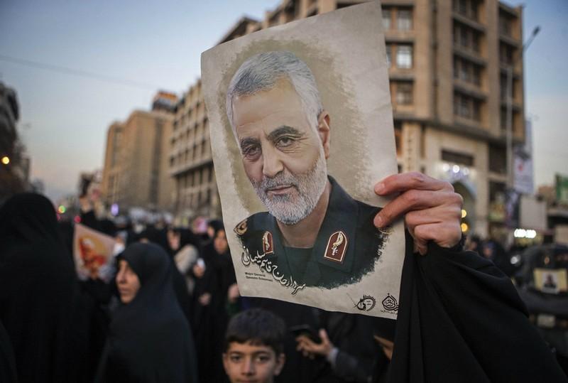Ngoại trưởng Iran hoan nghênh việc Iraq ra lệnh bắt ông Trump  - ảnh 1