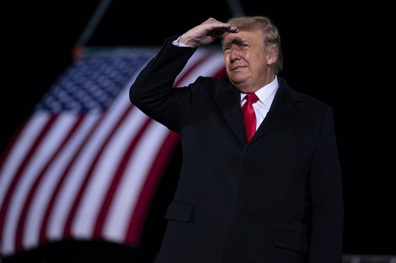 Ngoại trưởng Iran hoan nghênh việc Iraq ra lệnh bắt ông Trump  - ảnh 2