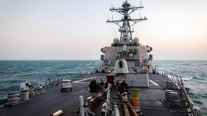 Trung Quốc phản ứng vụ tàu chiến Mỹ đến Biển Đông - ảnh 1