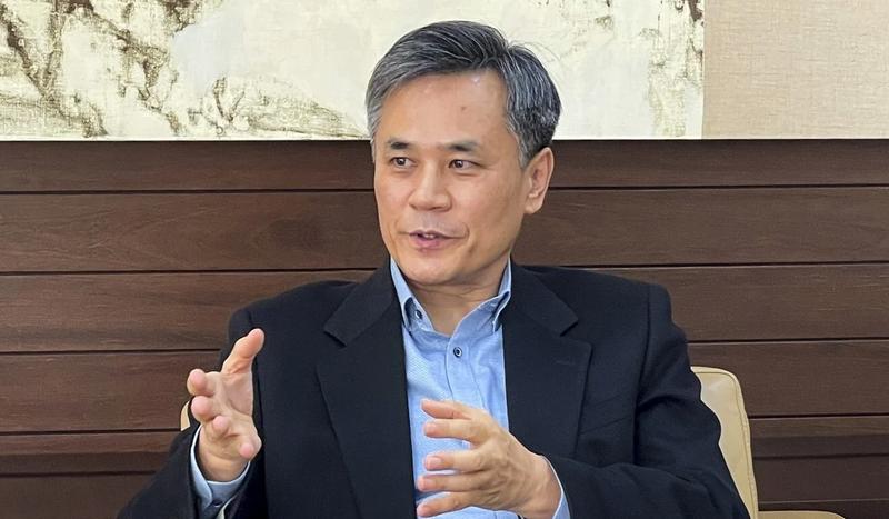 'Hàn Quốc không thể đứng vững nếu Mỹ hoặc Trung Quốc ngã' - ảnh 1