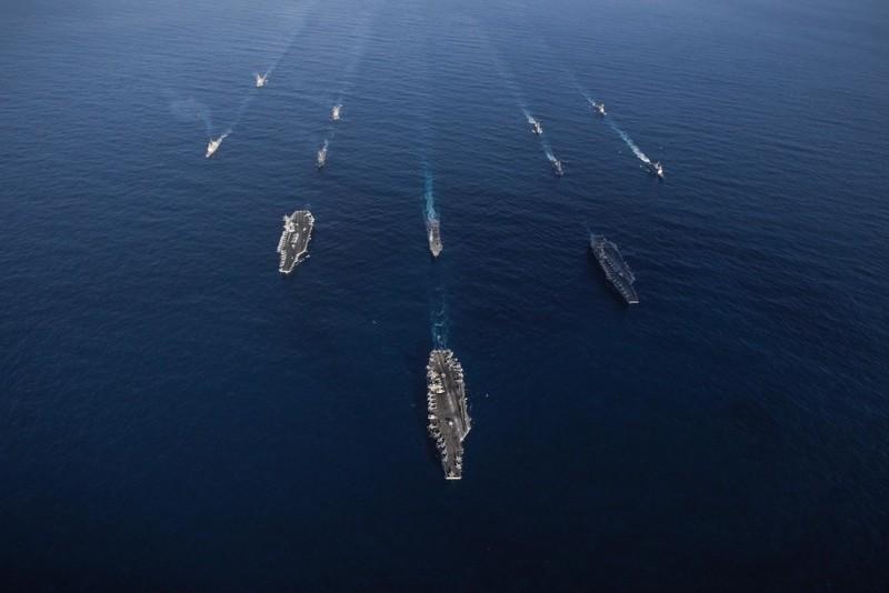 Chuyên gia: 'Nguy cơ xung đột trên Biển Đông là không thể' - ảnh 1