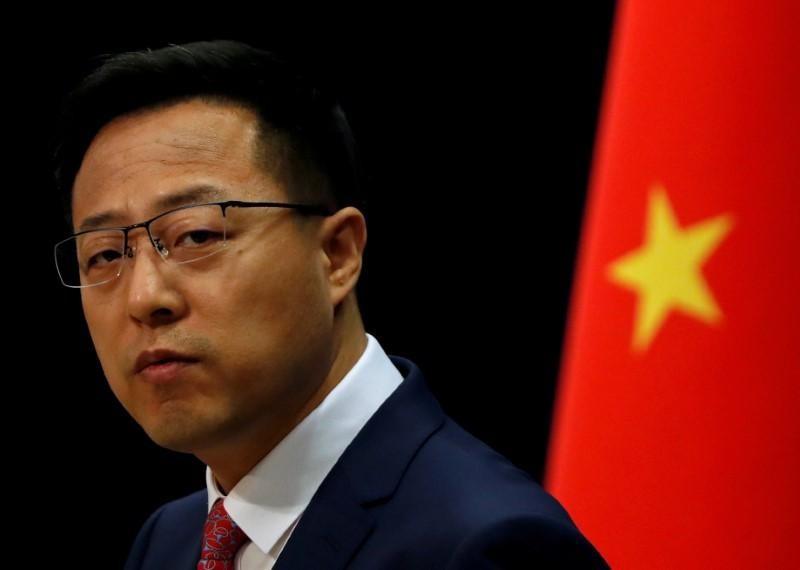 Báo Mỹ: Trung Quốc truyền bá thuyết âm mưu về COVID-19 - ảnh 1