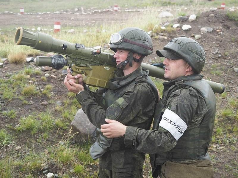 Nga lo vũ khí của Ukraine sẽ rơi vào tay khủng bố - ảnh 1