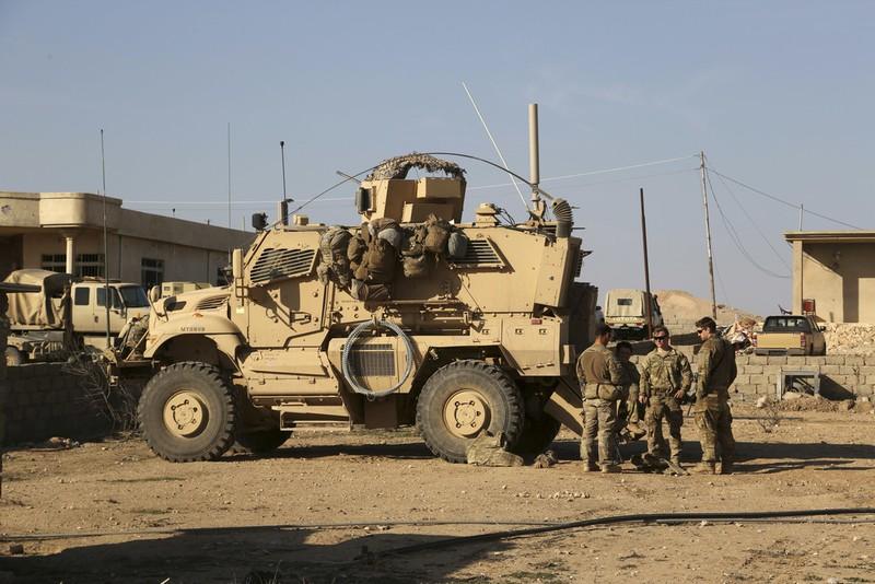 NATO tăng gấp 8 lần số quân ở Iraq - ảnh 2