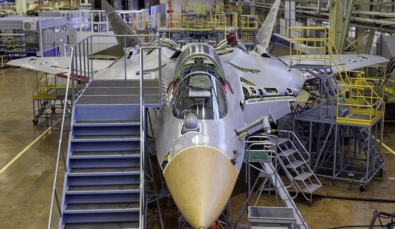 Su-57 của Nga chuẩn bị được nâng cấp tên lửa siêu thanh mới - ảnh 1