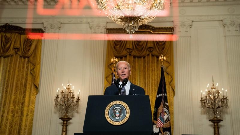 Ông Biden kết thúc kỷ nguyên 'nước Mỹ trên hết' của ông Trump - ảnh 1
